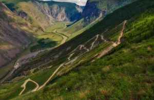 Перевал КАТУ-ЯРЫК — Горный Алтай — travel c Александром Михельсоном
