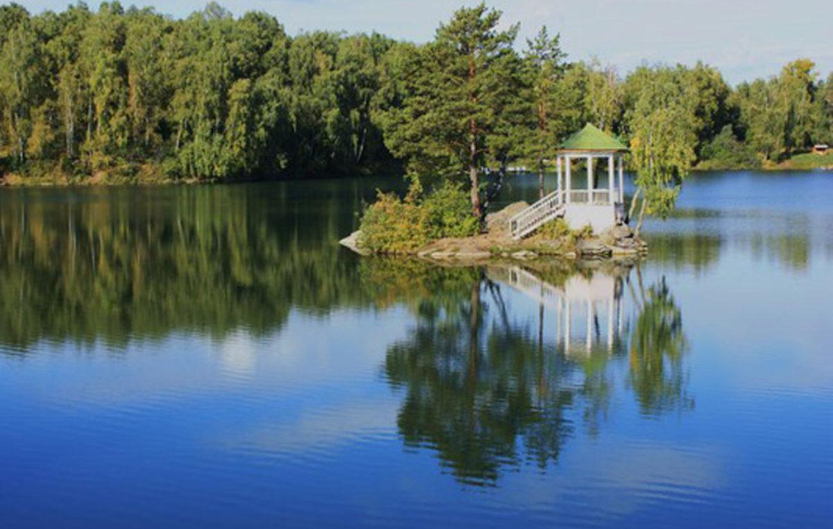 Легенда озера Ая