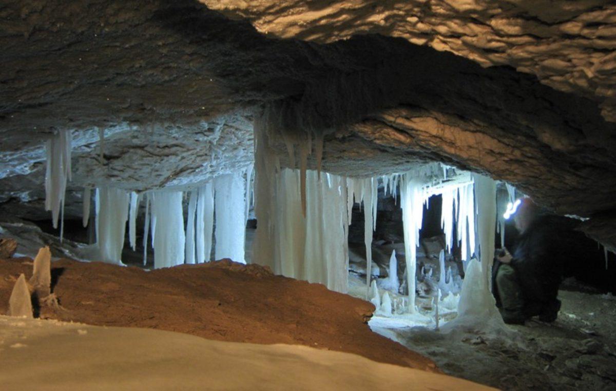 Музейная Пещера в Горном Алтае