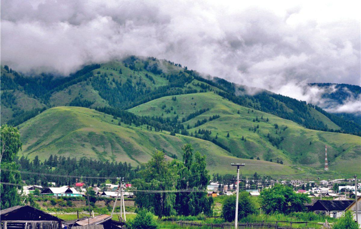 Село Усть-Кокса