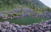Каменный залив — Телецкое озеро