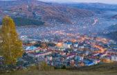 Столица Республики Алтай — Горно-Алтайск
