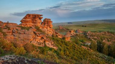 МАРШРУТ: Барнаул — Горная Колывань