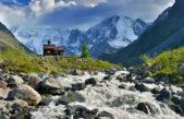 Путешествие в Усть-Коксу к подножью горы Белуха через Уймонскую долину