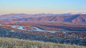 Село Усть Кокса